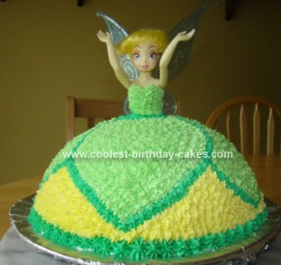 Coolest Tinkerbell Cake 51