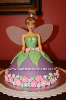 Tinkerbell Doll Cake Design : Free Tinker Bell Birthday Party Ideasehow Birthday Party ...