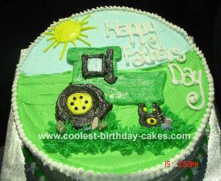 Tactor Cake