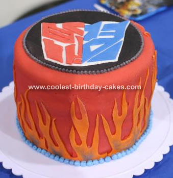 coolest transformer cake 17 37229 jpg