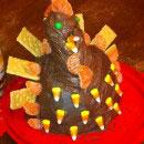 Thanksgiving Birthday Cakes