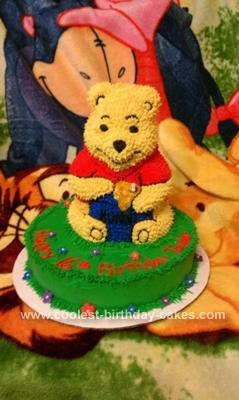 Winnie  Pooh Birthday Cake on Coolest Winnie The Pooh Cake 49