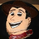 Woody Birthday Cakes