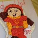 Wordgirl Birthday Cakes