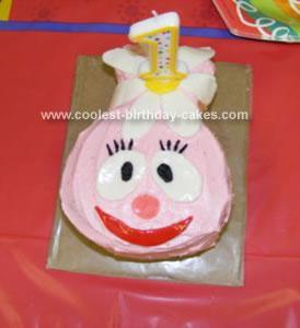 Gabba Gabba Birthday Cake on Gabba Gabba Birthday Cakes On Coolest Yo Gabba Gabba Birthday Cake 17