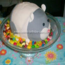 Zhu Zhu Pets Birthday Cakes