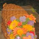 Cornucopias Birthday Cakes