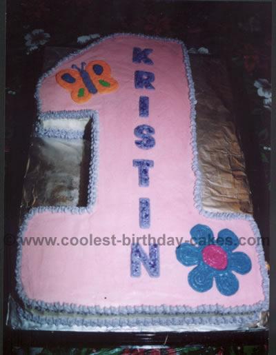 Creative Cake Ideas And Photos For 1st Birthdays 5