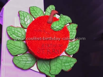 Coolest Homemade Fruits and Vegetables Cakes