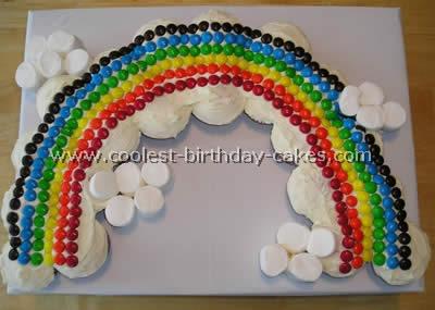 Rainbow Creative Cakes