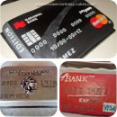 Credit Cards Birthday Cakes