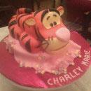 Winnie the Pooh Birthday Cakes