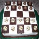 Checkers Birthday Cakes