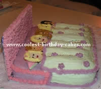 Slumber Party Decorated Cakes