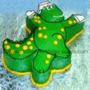 Dorothy Dino Birthday Cakes