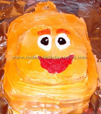 Diego Cake Photo