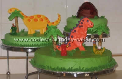 Coolest Dinosaur Cakes And How To Tips
