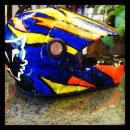 Motocross/Supercross Birthday Cakes