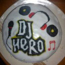 DJ Hero Birthday Cakes