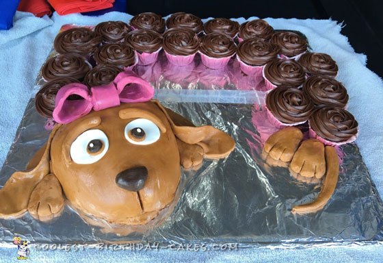 Coolest Doggie Cake