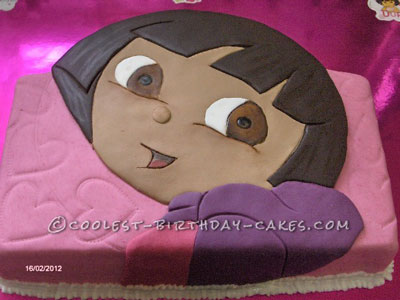 Coolest Dora Cake Ideas