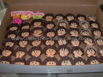 Dora Cake Photo - Swiper the Fox