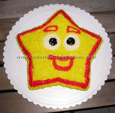 Dora Cake Photo - Dora's Star