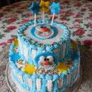 Doraemon Birthday Cakes