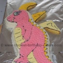 Dragon Tales Birthday Cakes