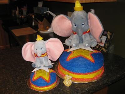 The Dumbo Cakes