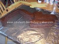 Construction Dump Cake