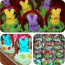 Easter Cupcakes Birthday Cakes