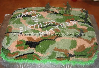 Coolest Birthday Cake Photo Gallery and Lots of Easy Cake Recipe Ideas