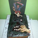 Evil Dead Birthday Cakes