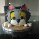 Tom and Jerry Birthday Cakes
