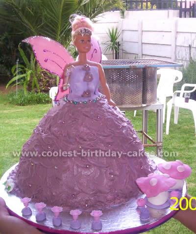 Cake fairy recipe