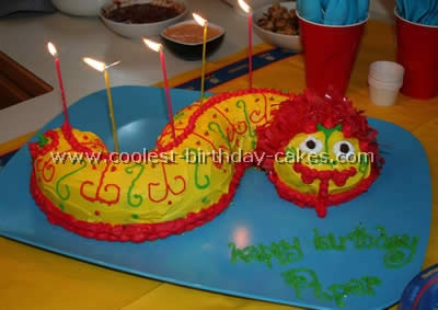 Cool And Fancy Birthday Cakes
