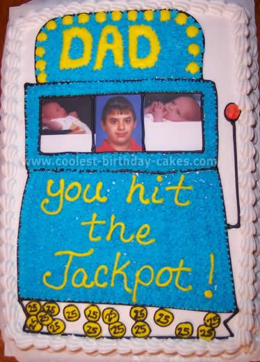 Fathers Day Cake Photo