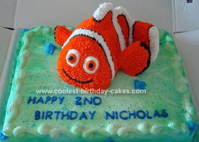 Nemo Cake 54