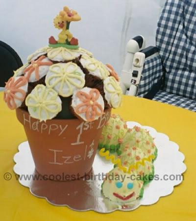 Flower Cake Photo