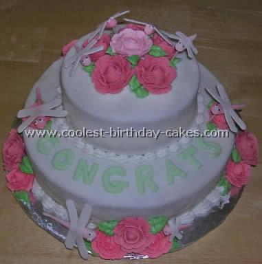 Coolest Flower Cakes