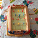 Foosball/Table Football Birthday Cakes