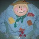 Scarecrow Birthday Cakes