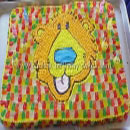 Bear in the Big Blue House Birthday Cakes