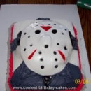 Friday the 13th Birthday Cakes