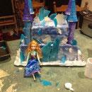 Frozen film Birthday Cakes