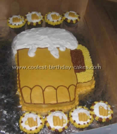 Drink-Shaped Fun Cakes