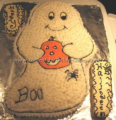 Ghost Cake Photo