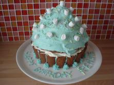 My Giant Cupcake!