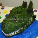 Godzilla Birthday Cakes